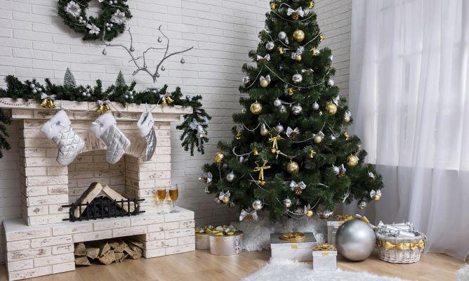 Decorar El Balcon En Navidad.Decorar La Casa En Navidad Hogarmania