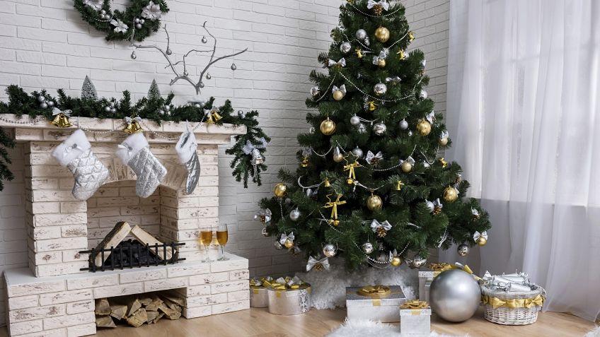 Decorar la casa en Navidad - Hogarmania