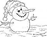 Dibujos navideños para pintar o colorear
