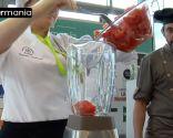 Gazpacho de verduras y frutas - Paso 1