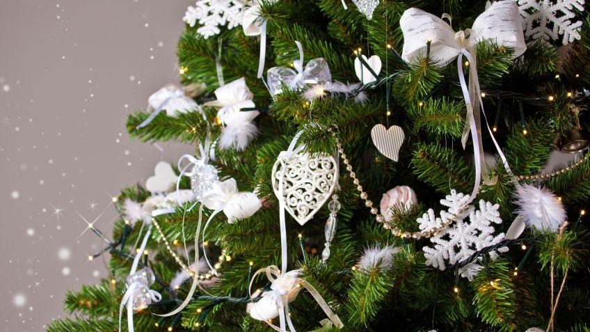 ideas para decorar un rbol de navidad - Como Adornar Un Arbol De Navidad