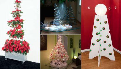 ideas para hacer un rbol de navidad