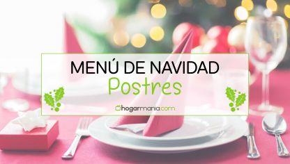 ideas de postres para el men de navidad