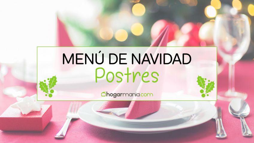 25 Ideas De Postres Para El Menu De Navidad Eva Arguinano - Postres-navideos