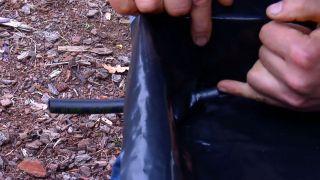 Tejado con cubierta vegetal - Paso 2
