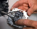Embellecedores para mecanismos eléctricos