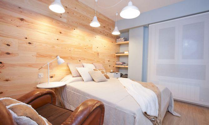 Dormitorio de estilo escandinavo decogarden for Dormitorio matrimonio estilo nordico