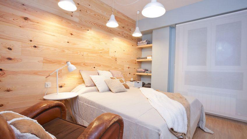 Dormitorio de estilo escandinavo - Decogarden