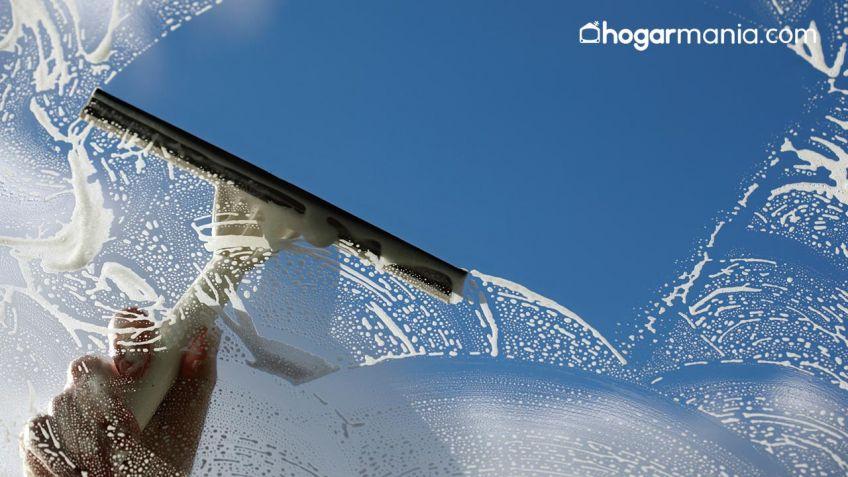 Cómo limpiar cristales grandes - Hogarmania