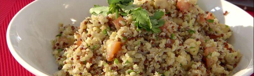 Recetas con quinoa for Cocinar 1 taza de quinoa