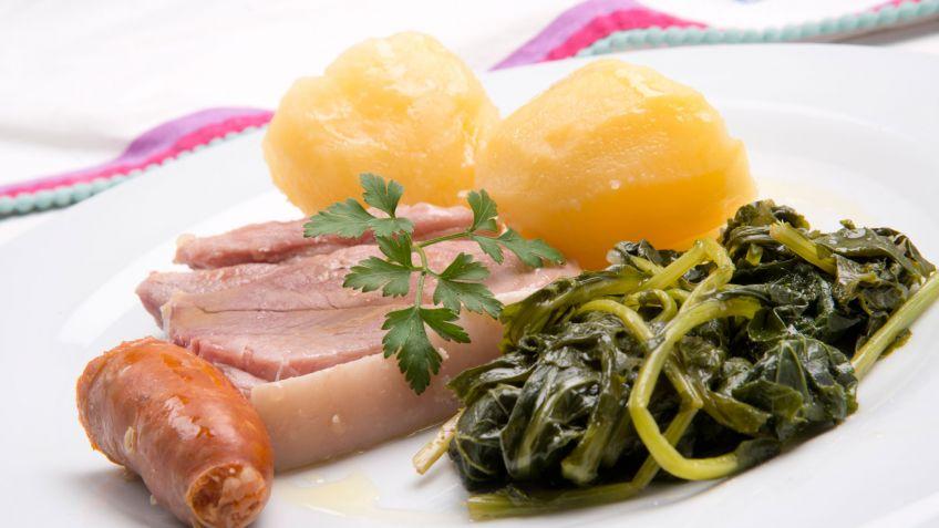 Como Cocinar Los Grelos | Receta De Lacon Con Grelos Karlos Arguinano