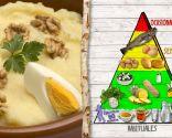 Atascaburras, plato saludable recomendado para todos