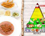 Sopa de tortilla, muy nutritiva y rica en antioxidantes