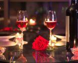 Ambiente romántico en San Valentín