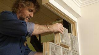 Cómo hacer un muro con bloques de vidrio o pavés