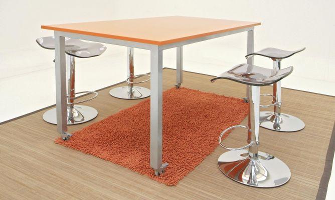 Estructura met lica para mesa bricoman a - Estructuras para mesas ...