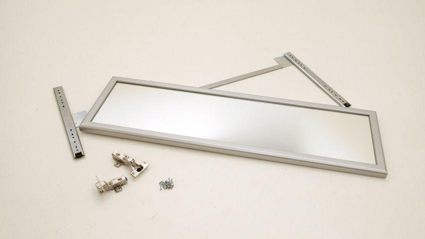 Espejo para pegar puerta armario idea de la imagen de inicio for Como poner un espejo en la pared