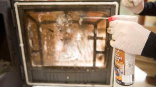 Mantenimiento de la estufa