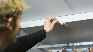 Topes para puertas de armario