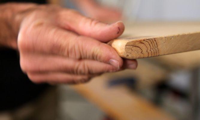 C mo redondear cantos bricoman a - Canto para madera ...