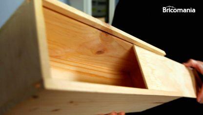 C mo hacer un panel de madera decorativo bricoman a for Muebles bricomania