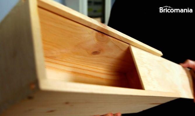 C mo hacer ranuras en madera con la sierra bricoman a for Lecciones de castorama de bricolaje