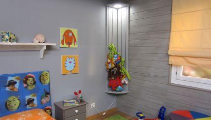 Mueble bar con palet bricoman a - Muebles para guardar juguetes ...
