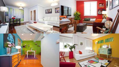 Salones de colores decogarden - Decogarden decoracion salones ...