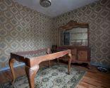 Sala romántica y acogedora