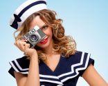 Look para disfraz de marinera