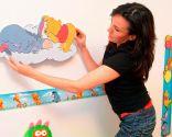 Cómo colocar un medidor para comprobar cuánto crecen los niños - Paso 4