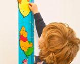 Cómo colocar un medidor para comprobar cuánto crecen los niños - Paso 5