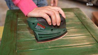 Diferentes formas de decapar madera