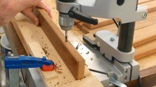 Construye una hamaca con listones de madera