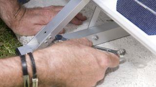 Instalación de placas fotovoltaicas