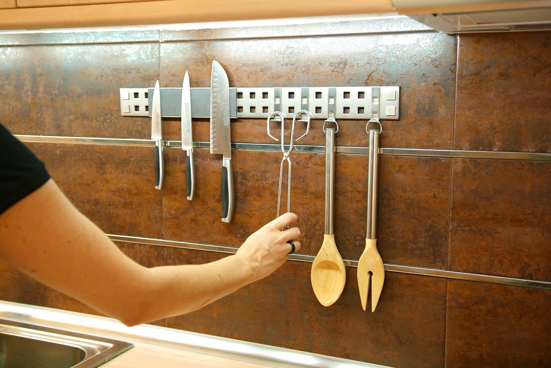 Trucos para cocinas pequeñas