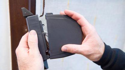 Reparar caja correa persiana bricoman a - Cambiar cinta persiana pvc ...