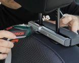 Cómo colocar un soporte para aparatos electrónicos en el coche