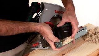 Cómo hacer masilla para tapar las fijaciones en madera