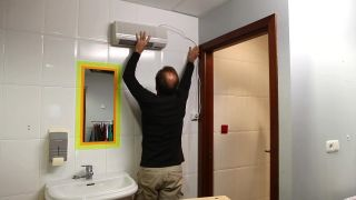 Cómo instalar un calefactor eléctrico de pared
