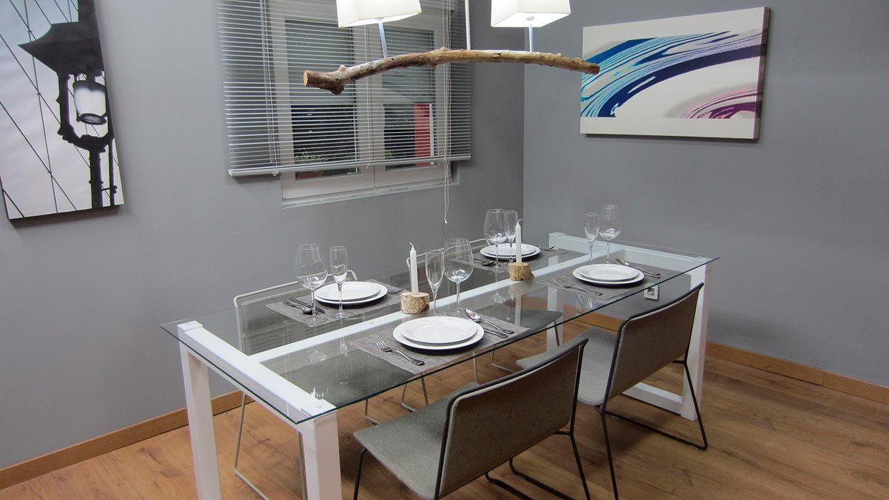 Cómo hacer una mesa de diseño de cristal - Bricomanía