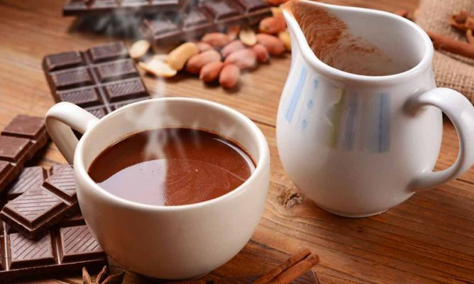 Image result for CHOCOLATE DESHECHO
