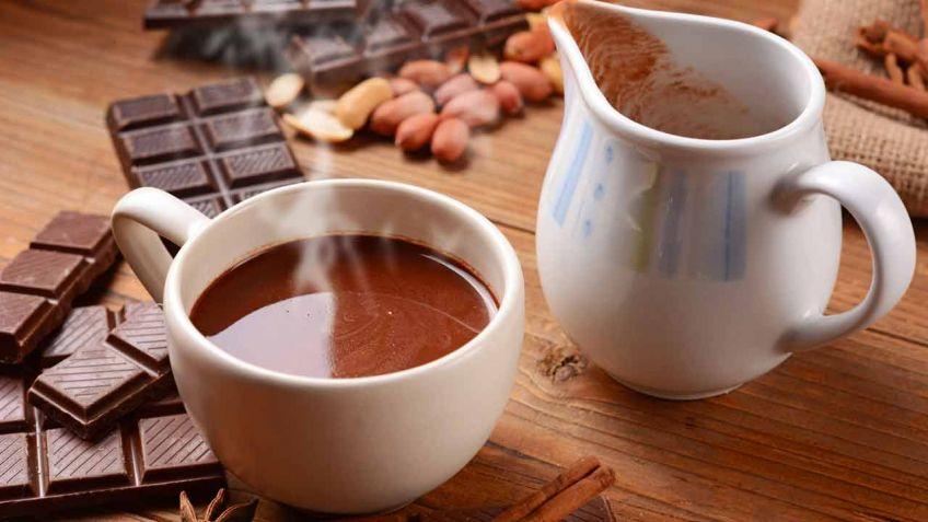Resultado de imagen de chocolate a la taza casero