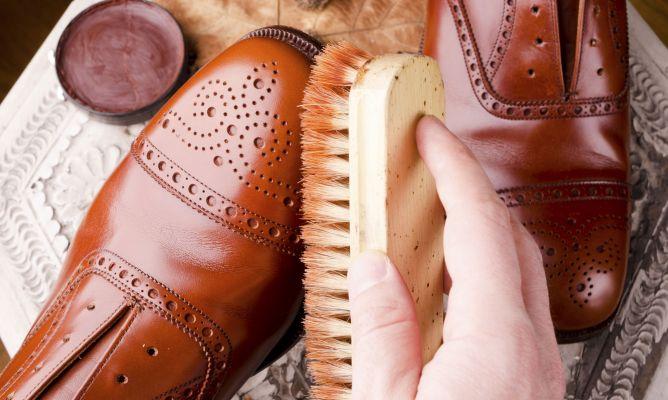1d437139e302b Cómo limpiar los zapatos - Hogarmania