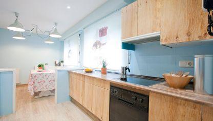 Convertir una cuadra en una cocina decogarden - Cocina comedor rustica ...