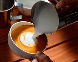 Dibujar corazón en café - Paso 2