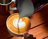 dibujar corazón en café - paso 3