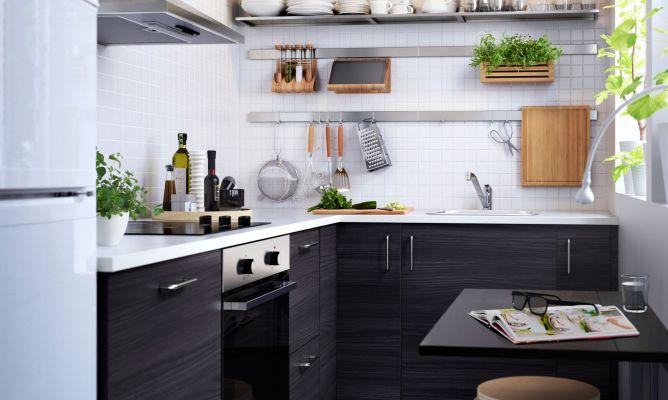 Dise a y planifica tu cocina antes de reformarla hogarmania - Planifica tu cocina ...