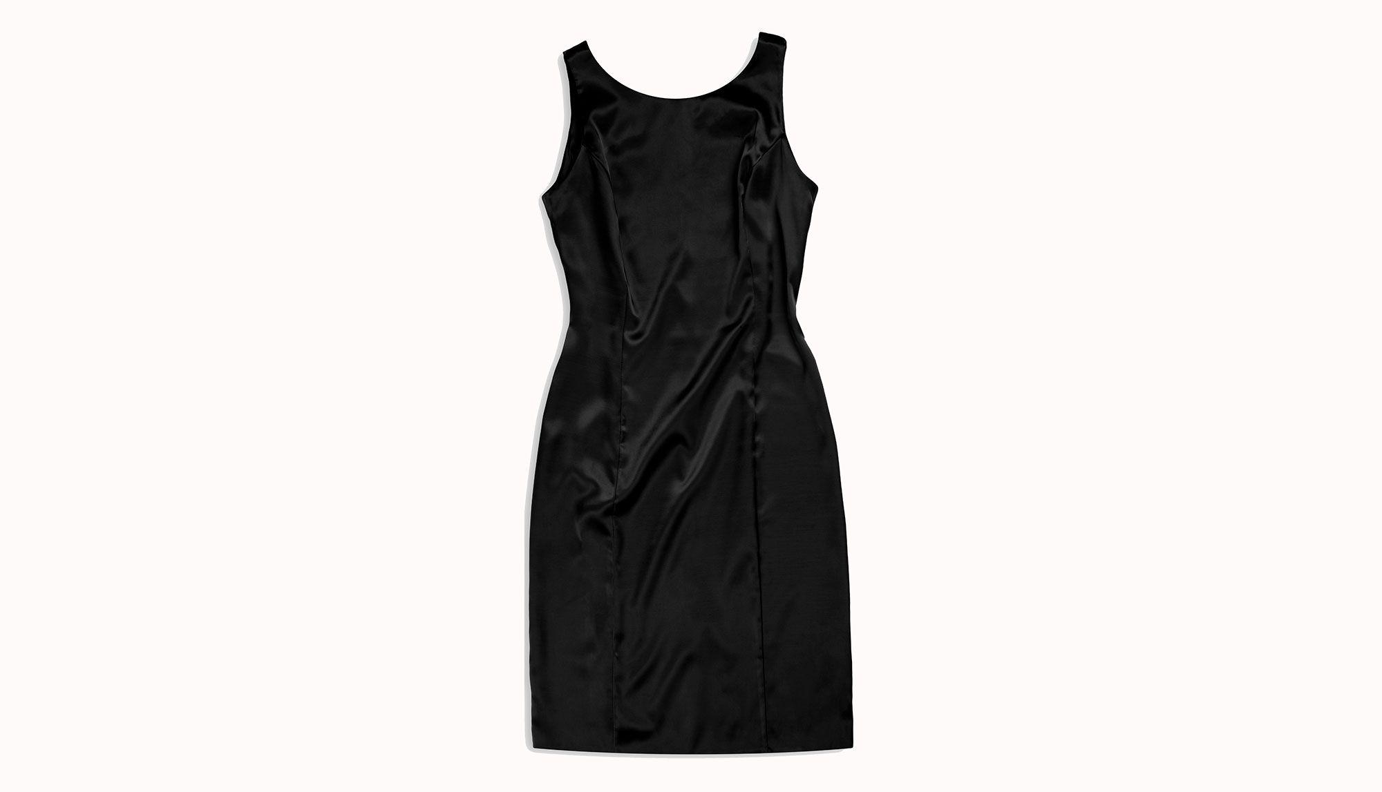 look carnaval - vestido negro