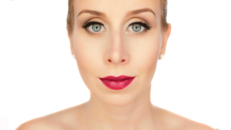 maquillaje básico labios